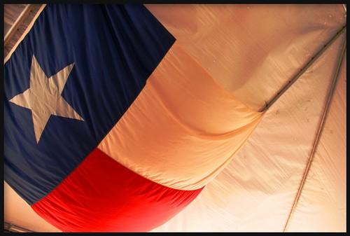 Under a Texan Sky