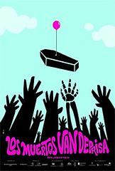 Los muertos van deprisa-cartel