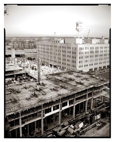 The Rebuilding; 1st & M Street, NE