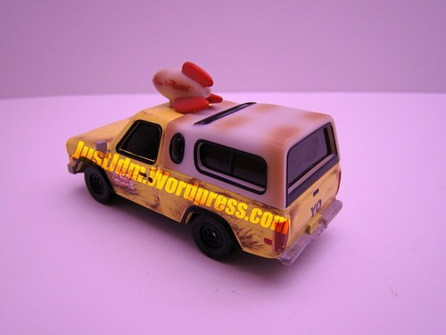 Disney CARS Pizza Planet Truck Todd (2)