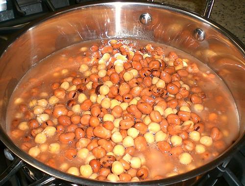 Fava Beans Salad (Foul)