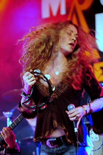 Dana Fuchs @ Moulin Blues 2009