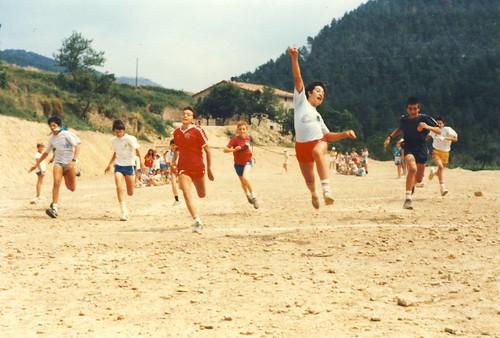 Primeres colònies: Campalans 1986