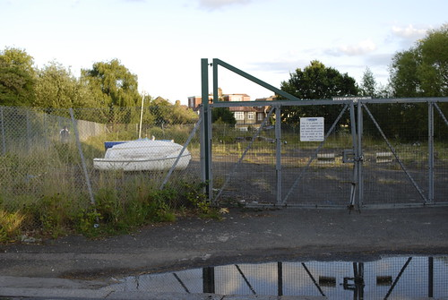 Barnet Council shut down boatyard