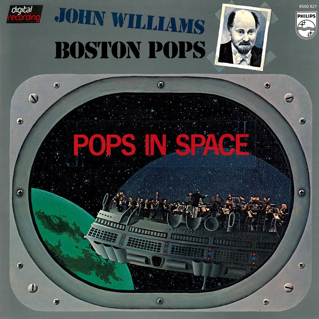 John Williams - Pops in Space