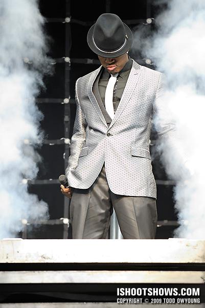 Ne-Yo @ the Fox Theatre -- 2009.03.01