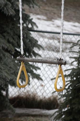 Ice Storm - Swing Set