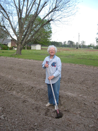 Good Friday planting