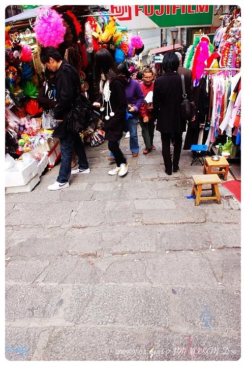 莫名奇《妙》之香港行(Day3)-石板路 砵典乍街 Pottinger Street @ 阿哩阿ㄗㄚ :: 痞客邦