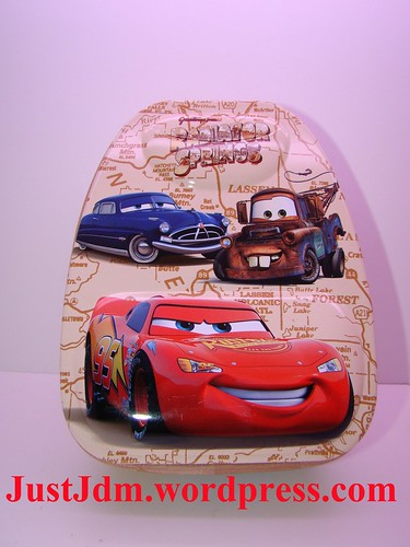 Disney CARS metal worx (3)