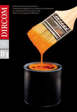 Tapa de la última entrega de la Revista Dircom