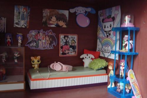 Blu's room