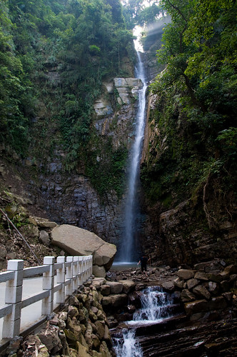 Longfeng Waterfall