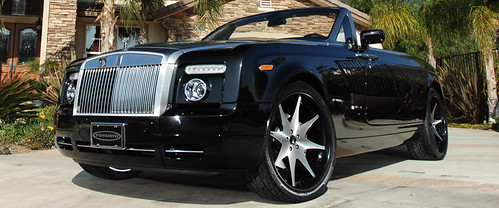 Forgiato Rolls Royce Phantom Drophead