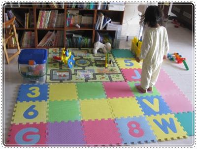 「數字」和「英文」地墊遊戲(3.1ys) @ 可可的隨想世界~ :: 痞客邦