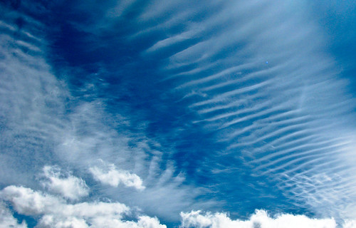 Ripples in the Sky