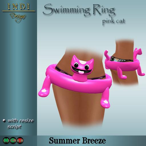 Swimming Ring pink