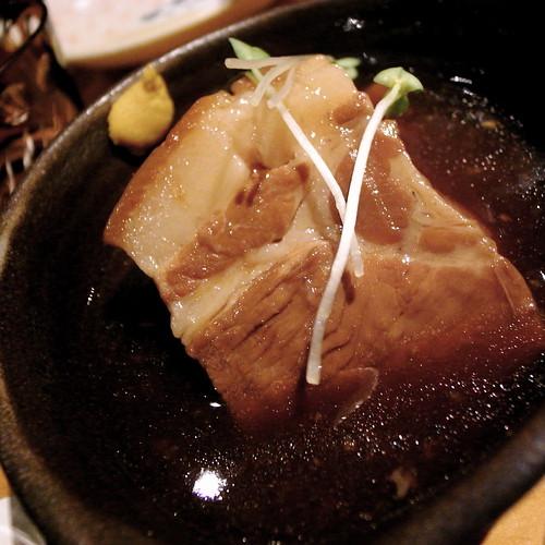 日本版本東坡肉 豚角煮