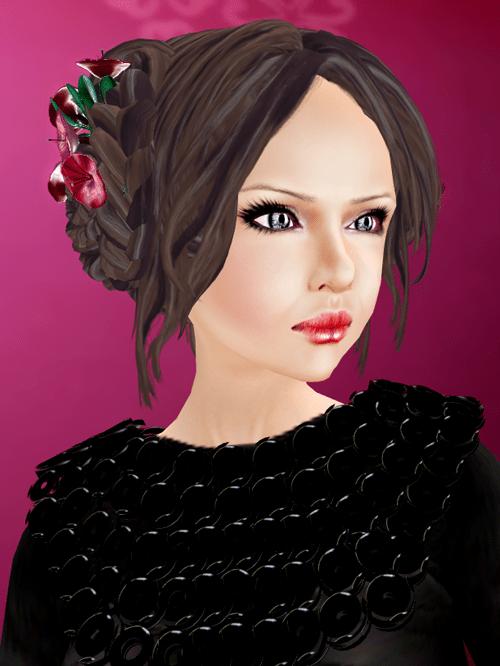 NEW! Bliensen + MaiTai Hair - Not A Princess