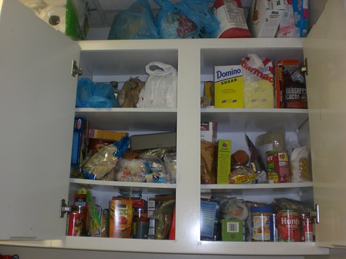 Mah cupboard