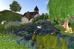 Giverny: The lilypond