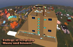 College of Scripting, Music and Science