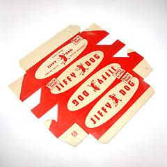 jiffy dog hotdog package