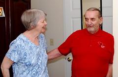 Gmommy & her boyfriend Jerome