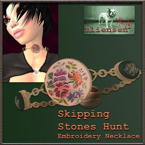 Bliensen + MaiTai Skipping Stones Hunt