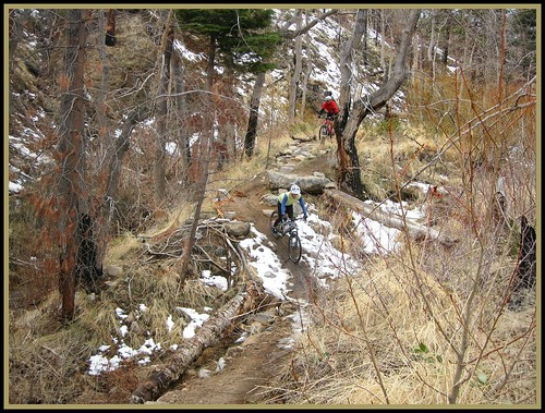 Creek Trail is Open!