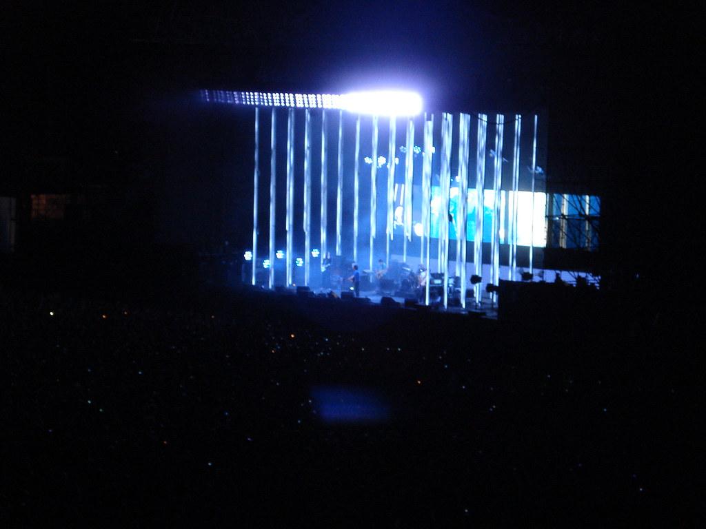 Radiohead @ Foro Sol 15-Marzo