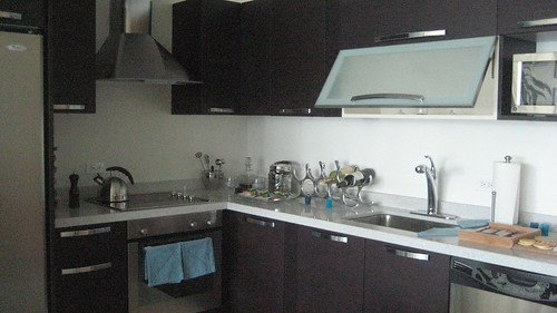 Acqua Condo Kitchen
