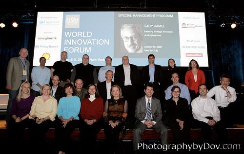 World Innovation Forum #wif09 Bloggers