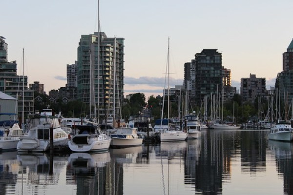 From the seawall