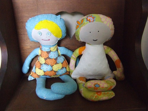 Whimsey Dolls