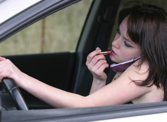 Mitos sobre as mulheres - Elas dirigem mal