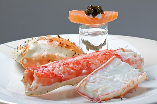 kamchatka King Crab