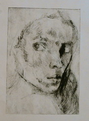 Drypoint - second proof (SP)