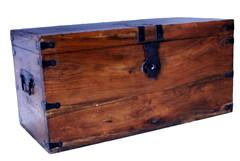 Box 1 -Wooden Chest.