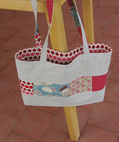 Library tote 2 Side 1 by you.
