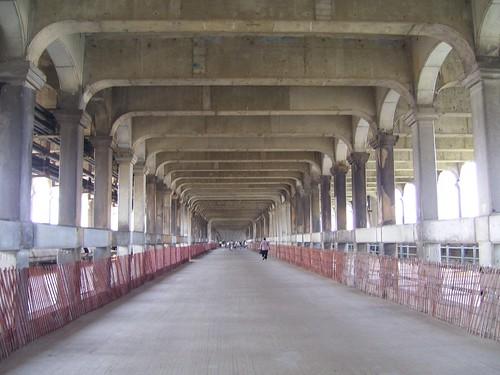 Cleveland - Abandoned Subway Bridge