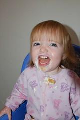 Yogurt Face