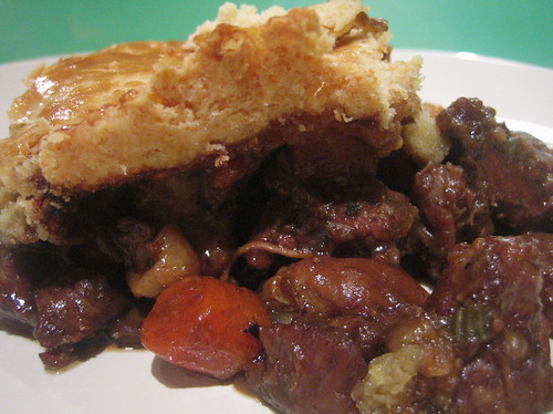 guinness beef pie