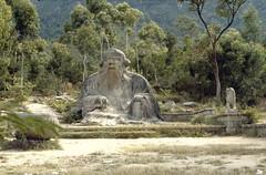 Laozi statue, Quanzhou