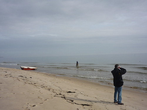 A fisherman and my father
