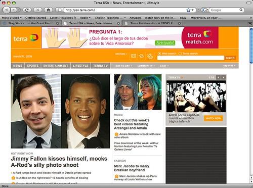 19나라에 있는 스페인어 포털 사이트