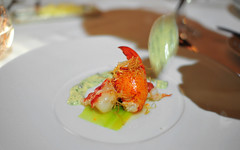 4th Course: Lobster (Chef's Tasting)