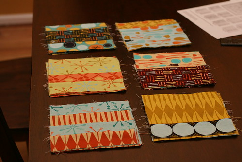 Blocks for My Mixtape Quilt