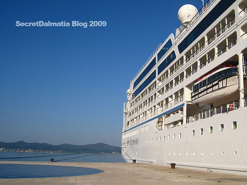 Azamara Journeys in Zadar