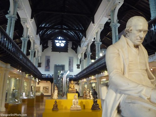 The Hunterian Museum and Art Gallery [Museum Week]